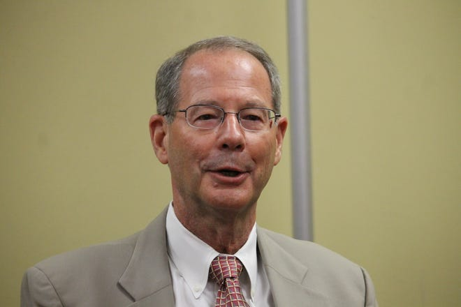 FSU interim AD David Coburn