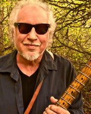 Steady Rollin' Bob Margolin chugs back into town for a show at 9 p.m. Friday at Bradfordville Blues Club.