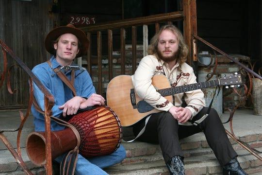 The Deltaz perform at 8 p.m. Thursday at Blue Tavern.