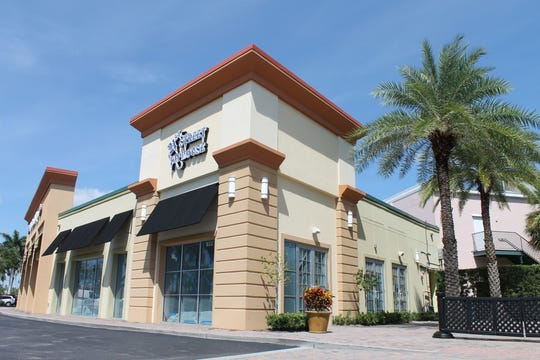 The new location of Chive at 390 21st Street in Vero Beach, formerly the 21st Street Tap House.