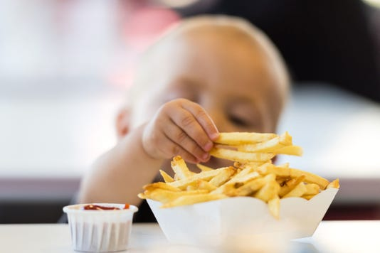Getty Fries