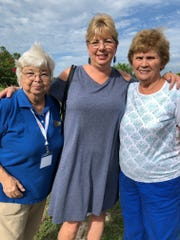 Indian River County Historian Ruth Stanbridge has been working with Lois Rich and Sonia Engle to solve the mystery of their ancestor's disappearance on Orchid Island in the 1920s.