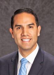 Nicholas Tejeda, The Hospitals of Providence El Paso-area market CEO.