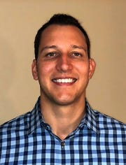 Dr. Zachary Lovato, new orthopedicsurgeon at the El Paso Specialty Physicians Group.