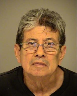 Juan Caudillo Cisneros, 65, of Ventura