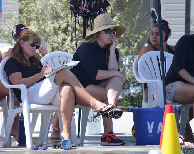 Ventura College has hired women's water polo coach Mary Giles as its interim athletic director.