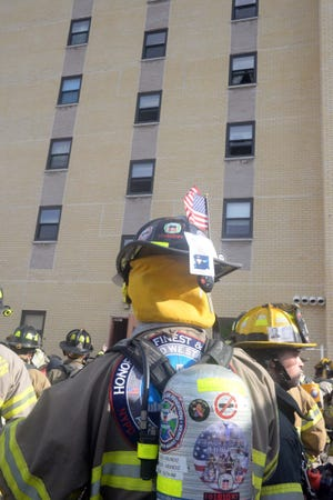 The City of Bridgeton Fire Department's 9/11 Memorial Stair Climb will be held on Sept. 23 at the Bridgeton Housing Authority at 110 E. Commerce St.