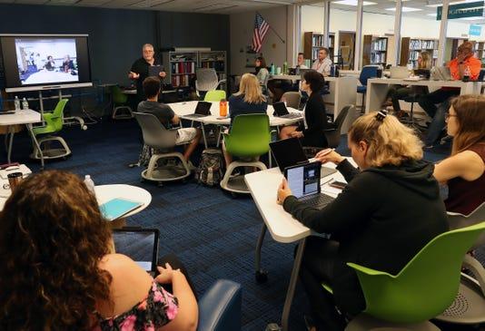 Briarcliff Teachers Learn Code