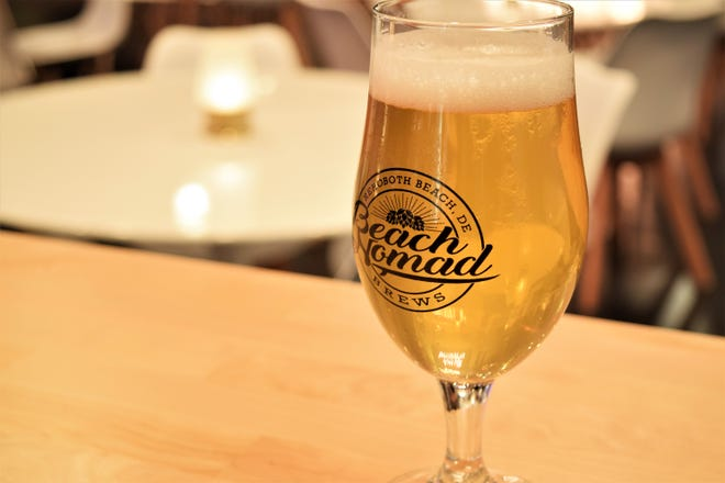 Beach Nomad Brews of Rehoboth Beach has debuted its first gluten-free been, a pale ale named Chupa.