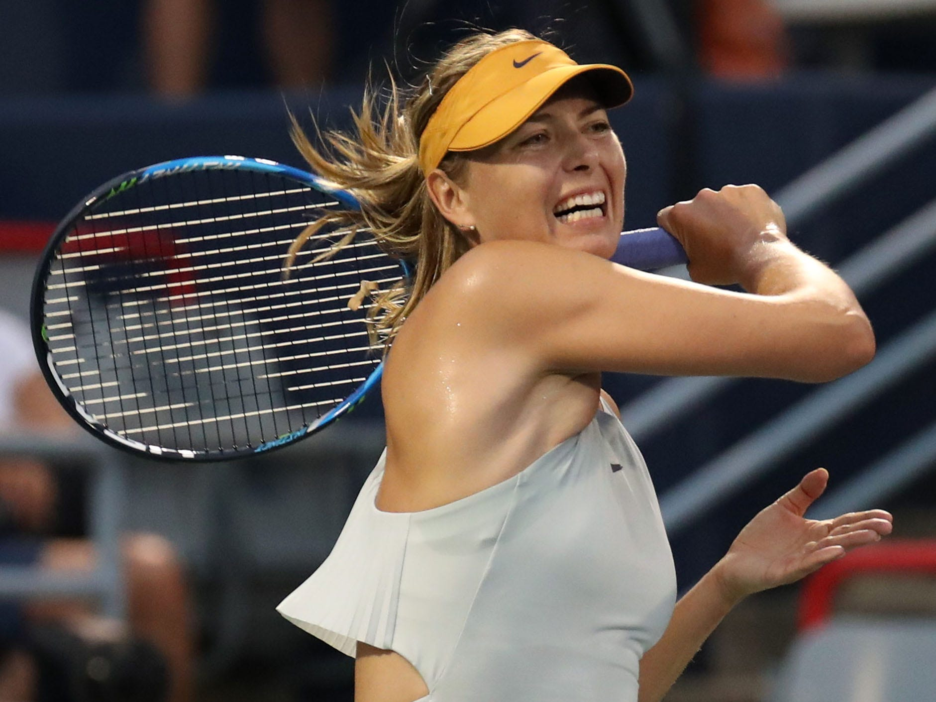 Maria Sharapova, 2-19 vs. Serena. Rival, you say? Can it truly be a rivalry if it's this one-sided. It seems clear Williams gets motivated to face Sharapova.
