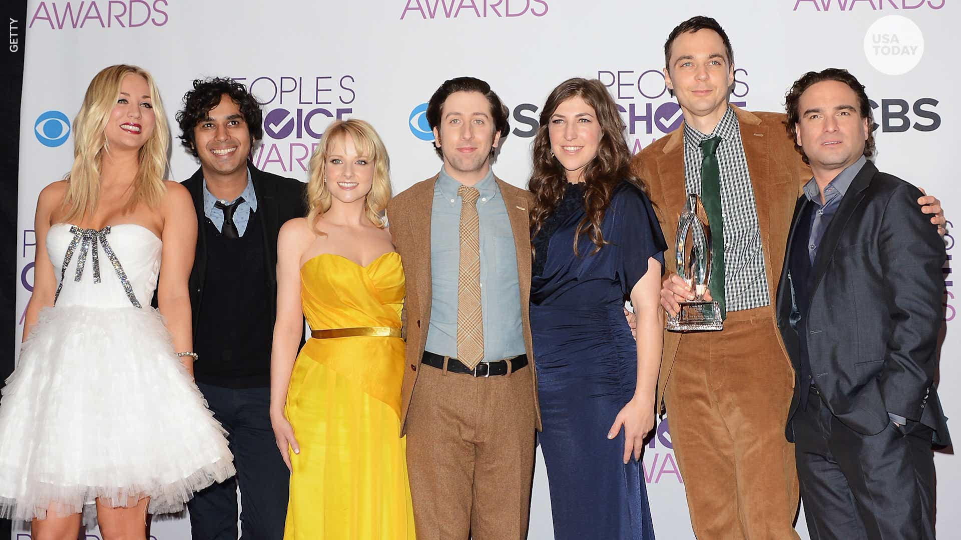 'Big Bang Theory' is coming to an end