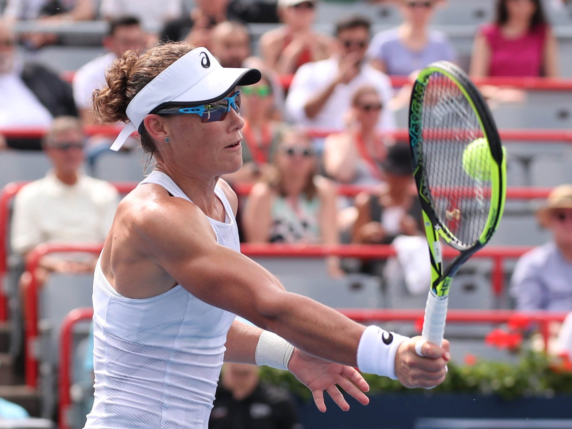 Samantha Stosur (3-8). Among Stosur's three wins in eight tries was a big one: The 2011 U.S. Open final.