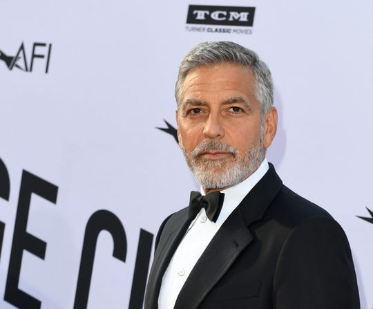 George Clooney tops Forbes' 2018 list of top male earners with $239 million in pretax earnings between June 1, 2017 and June 1, 2018, thanks to tequila. Clooney sold his Casamigos Tequila company to for up to $1 billion dollars. He took home $233 million during the sale.