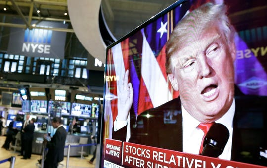 Despite claims by President Donald Trump saying the U.S. stock market would crash if he was impeached, money managers stress that the stock market's longer-term direction and health are less about political drama and more about the overall strength of the economy.