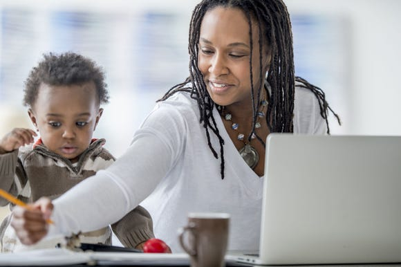University of Arizona research found that single mothers are perceived as equally competent and committed as their single, childless peers and more so than married women with children.