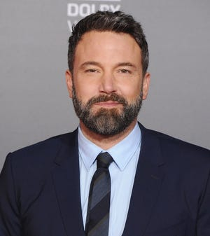 Ben Affleck, in Los Angeles, in November, has headed to rehab according to reports.