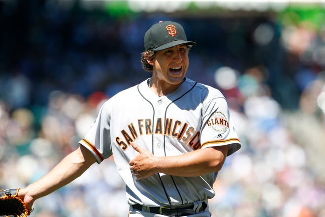 Derek Holland has enjoyed a career resurgence this season with the Giants, posting a 3.75 ERA that's his lowest since 2014.