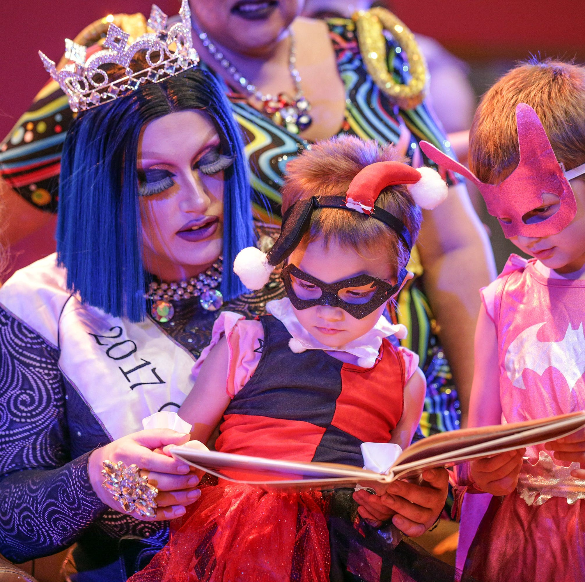 Religious groups attempt to stop Drag Queen Story Time with lawsuit