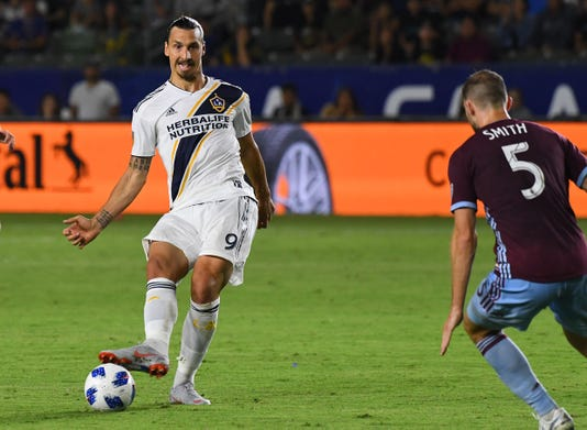 Usp Mls Colorado Rapids At Los Angeles Galaxy S Soc Lag Clr Usa Ca