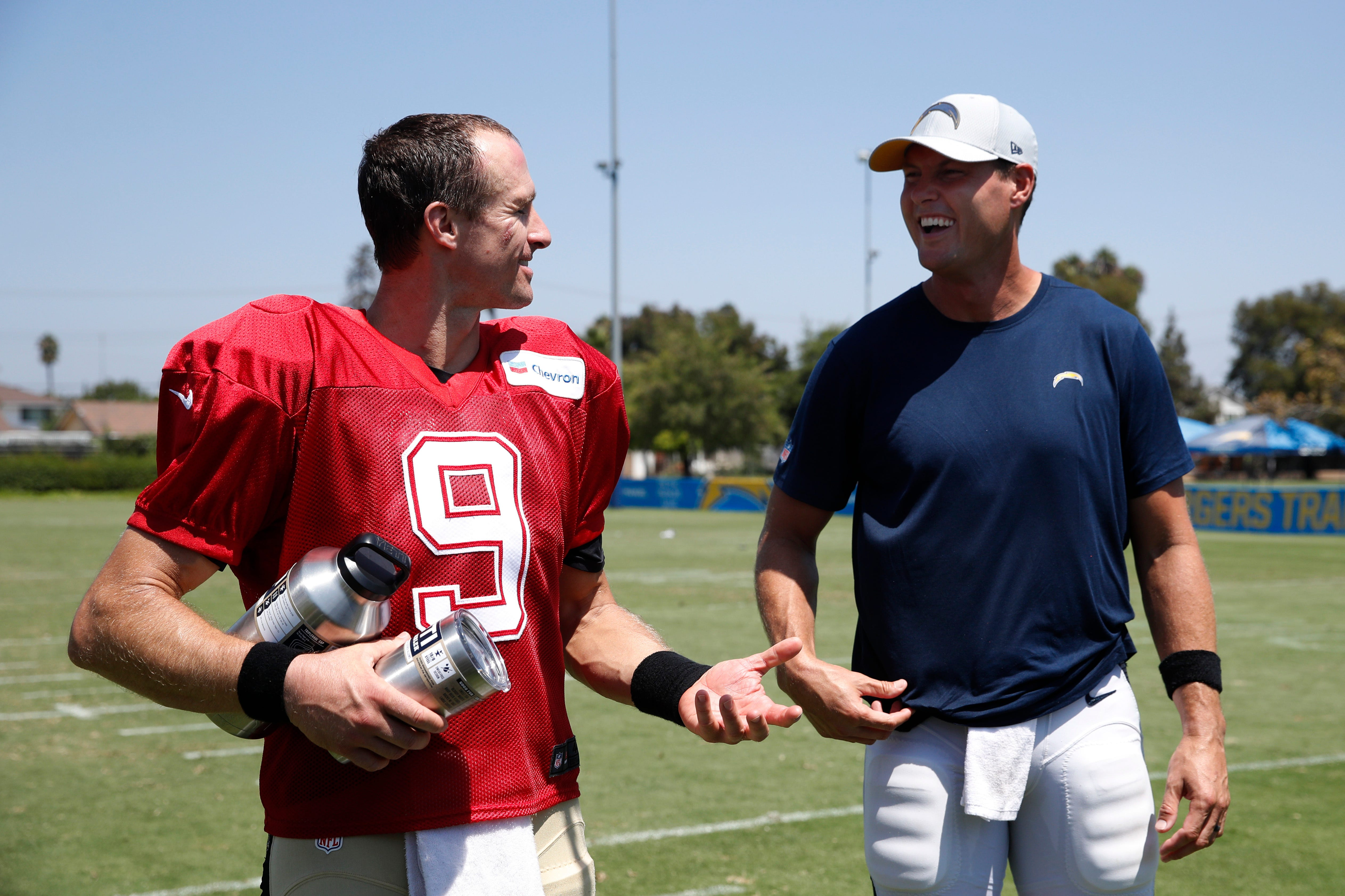 uk availability 048b6 d4821 Observations from Chargers-Saints joint practice