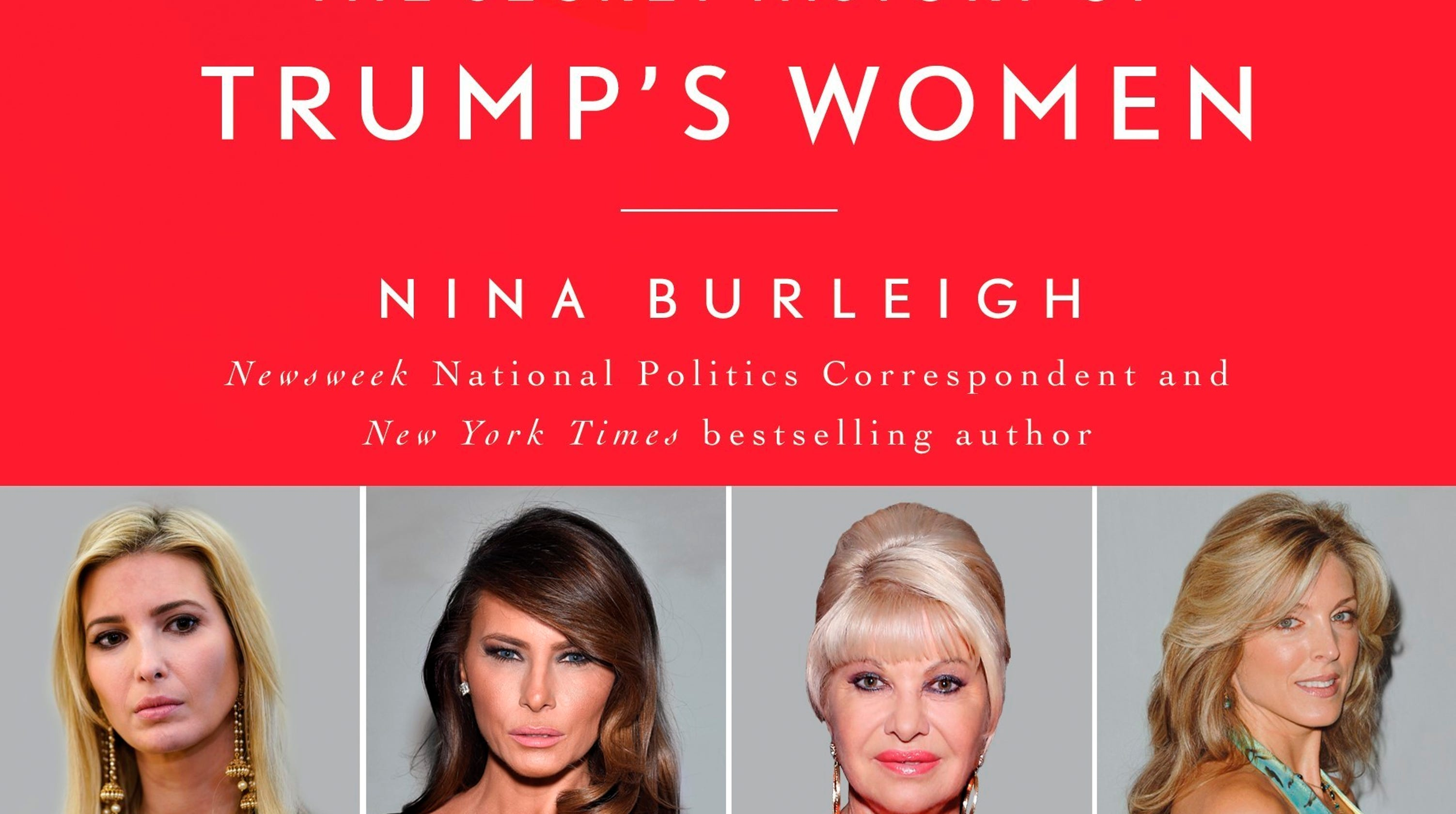Donald Trump New Book To Focus On Women In The Presidents Life