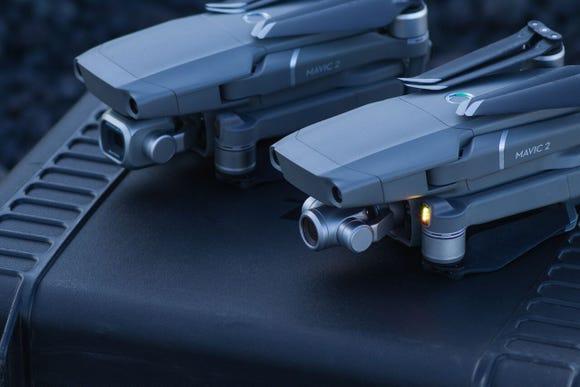 DJI's new Mavic Pro 2 and Zoom drones
