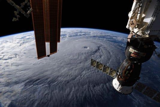 Epa Space Hurricane Lane Wea Weather