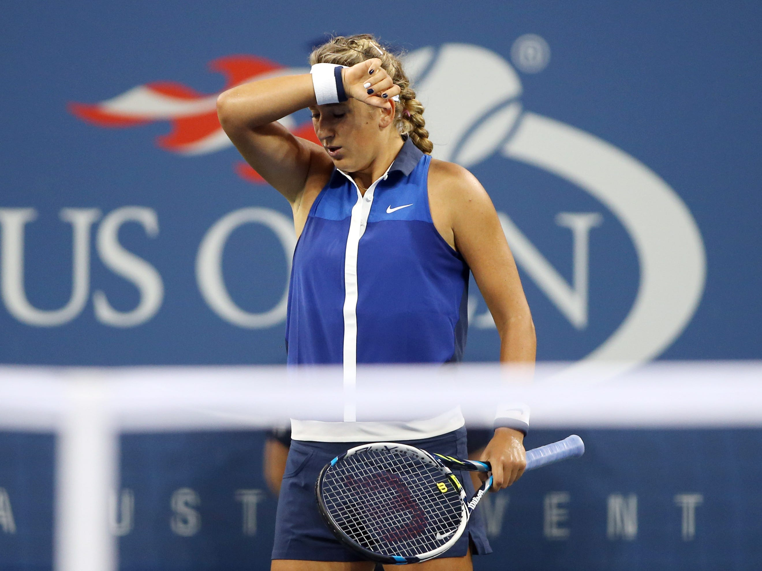 Victoria Azarenka (4-17). Azarenka is a two-time Australian Open champ and former No. 1 who lost to Williams in back-to-back U.S. Open finals (2012-13).