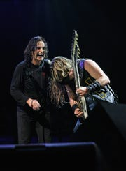 Ozzy Osbourne and guitarist Zakk Wylde are back on the road together.