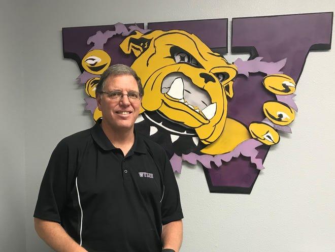 New Wylie High School Principal Tim Smith