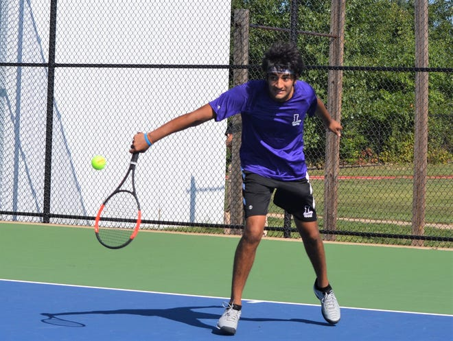 Lakeview's Jai Banerji won the All-City title at No. 1 singles for the third straight year.