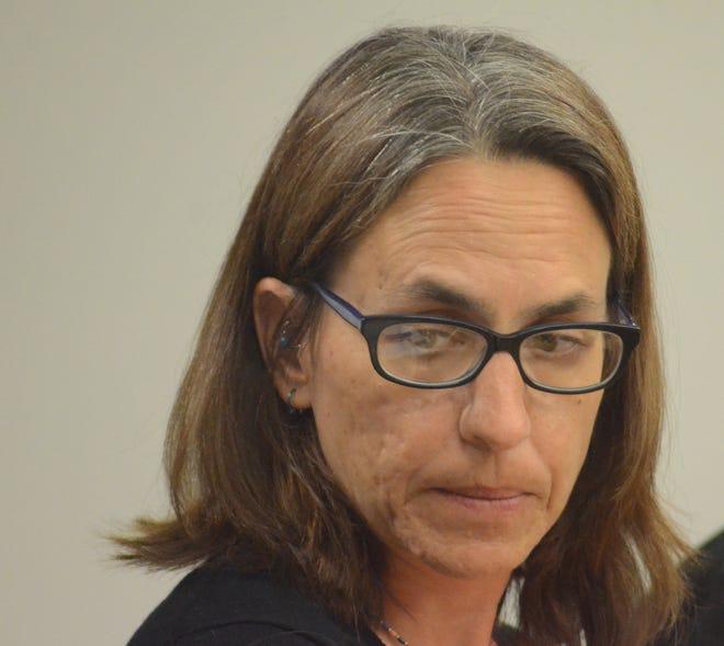 Kelly J. Smith was sentenced Friday.
