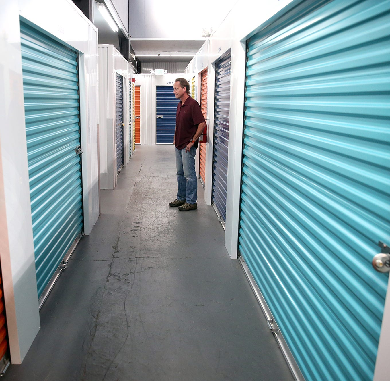 Kitsap sees a surge in the self-storage industry