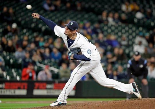 Mariners starter Felix Hernandez in August: 22 2/3 innings, (three starts), 23 hits, 15 earned runs, 12 strikeouts, 10 walks, 5.96 ERA