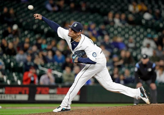 Mariners starter Felix Hernandez in August: 22 2/3 innings, (three starts), 23 hits, 15 earned runs, 12 strikeouts, 10 walks, 5.96 ERA