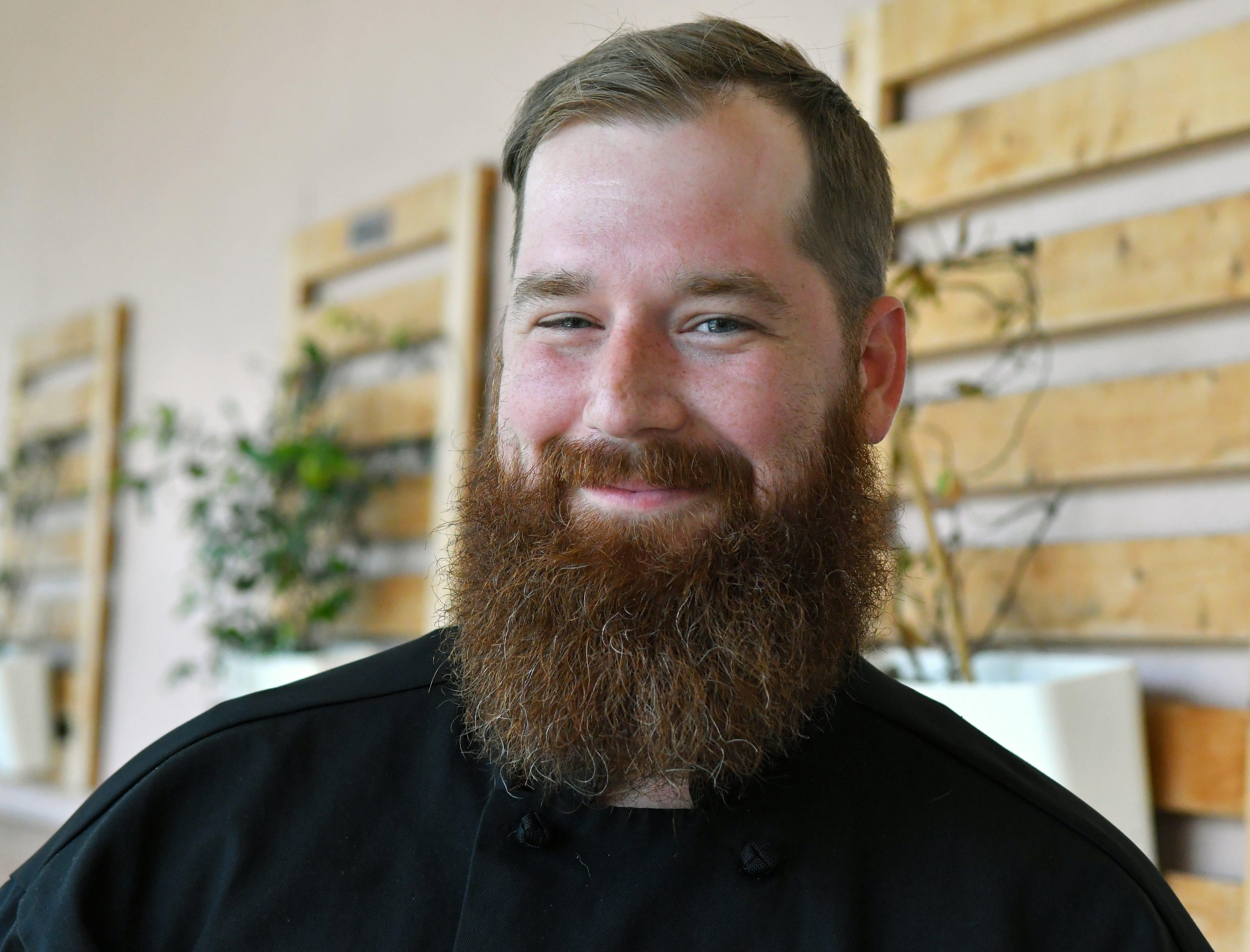 Brevard's Bearded Chef wins spot in James Beard Blended Burger ...