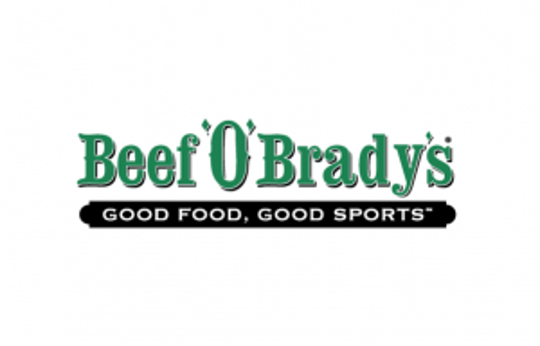 Beef O' Brady's franchise owner, Joe Baker, recently was honored as one of the chain's top restaurant owners.