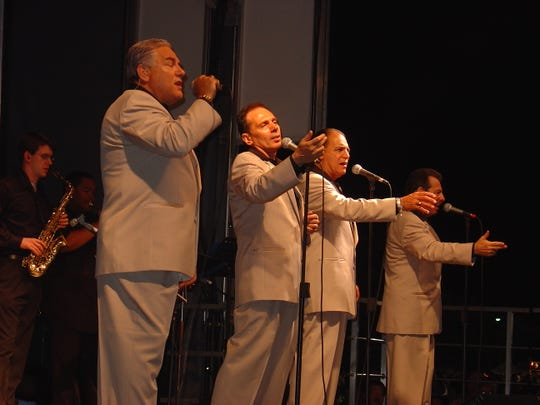 The Duprees sing the romantic ballads that made the group famous in the 1960s. They will perform for a return engagement this year at the Mercer County Italian-American Festival coming to Burlington County the weekend after Labor Day.