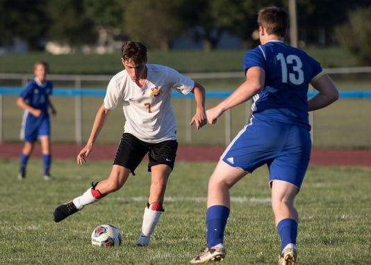 Boys Soccer Southeastern Vs Unioto
