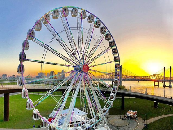 Skystar Wheel 150 Foot Observation Wheel Coming To The Banks