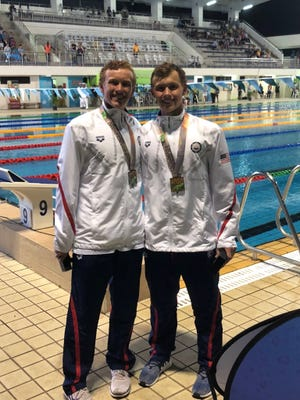 Sycamore and Manta Rays swimmer Carson Foster shatters Michael Phelps' record at the Pan Pacific Games.