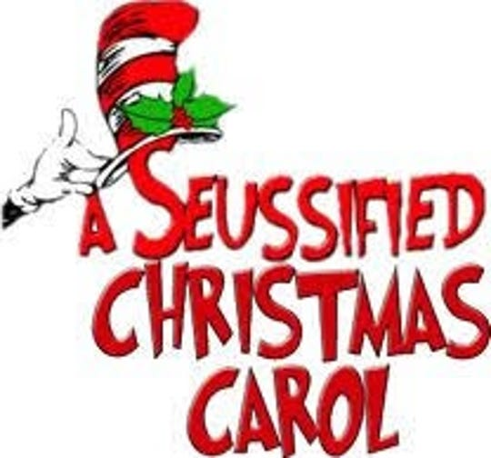 """Auditions for """"A Seussied Christmas Carol"""" will be held on Monday Sept 17, and Wednesday, Sept 19, at Somerset Valley Players, 689 Amwell Road, Hillsborough."""