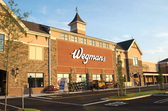 One of Wegmans' 97 locations throughout the mid-Atlantic