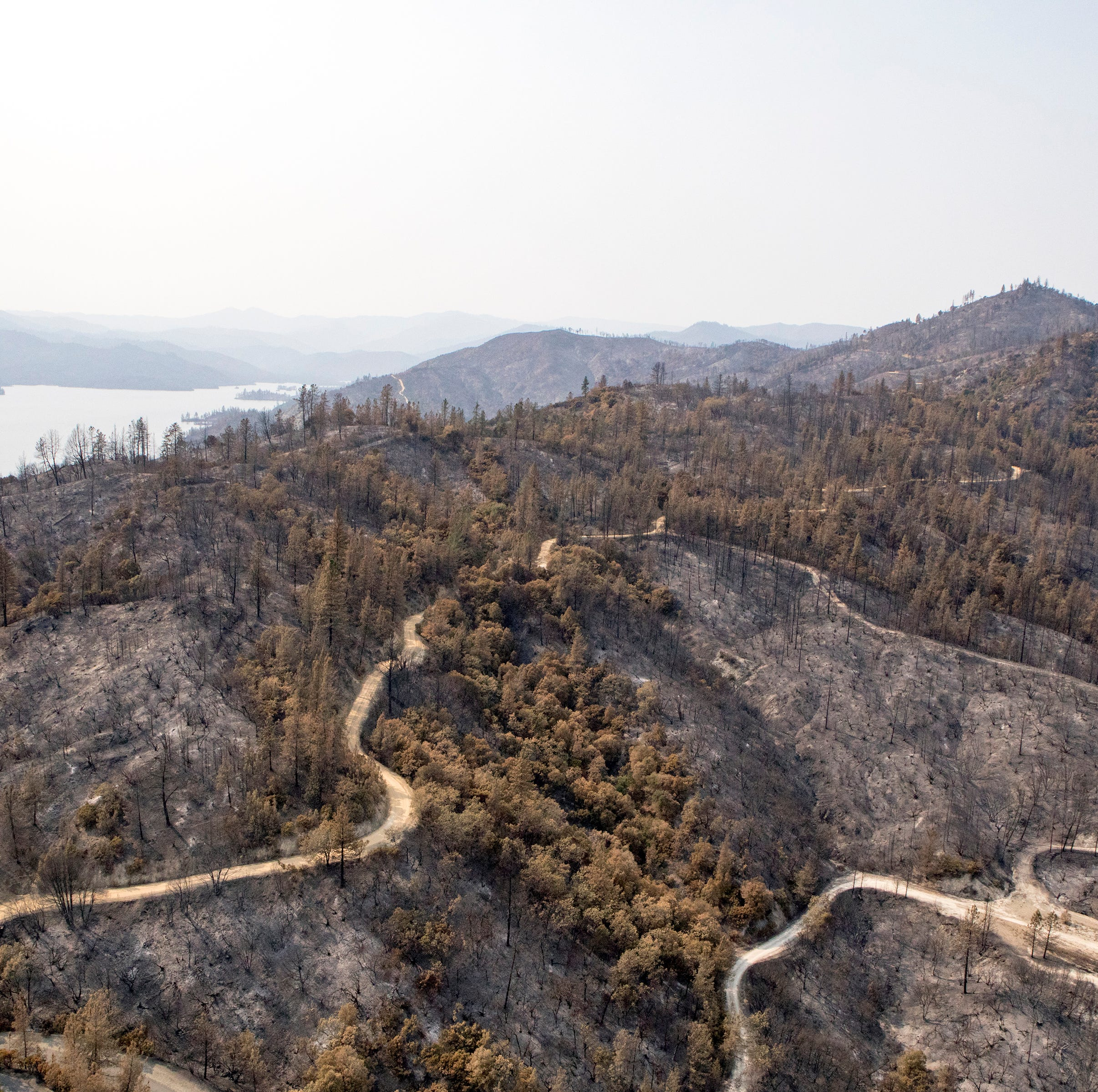 These three Whiskeytown trails closed by the Carr Fire are open again