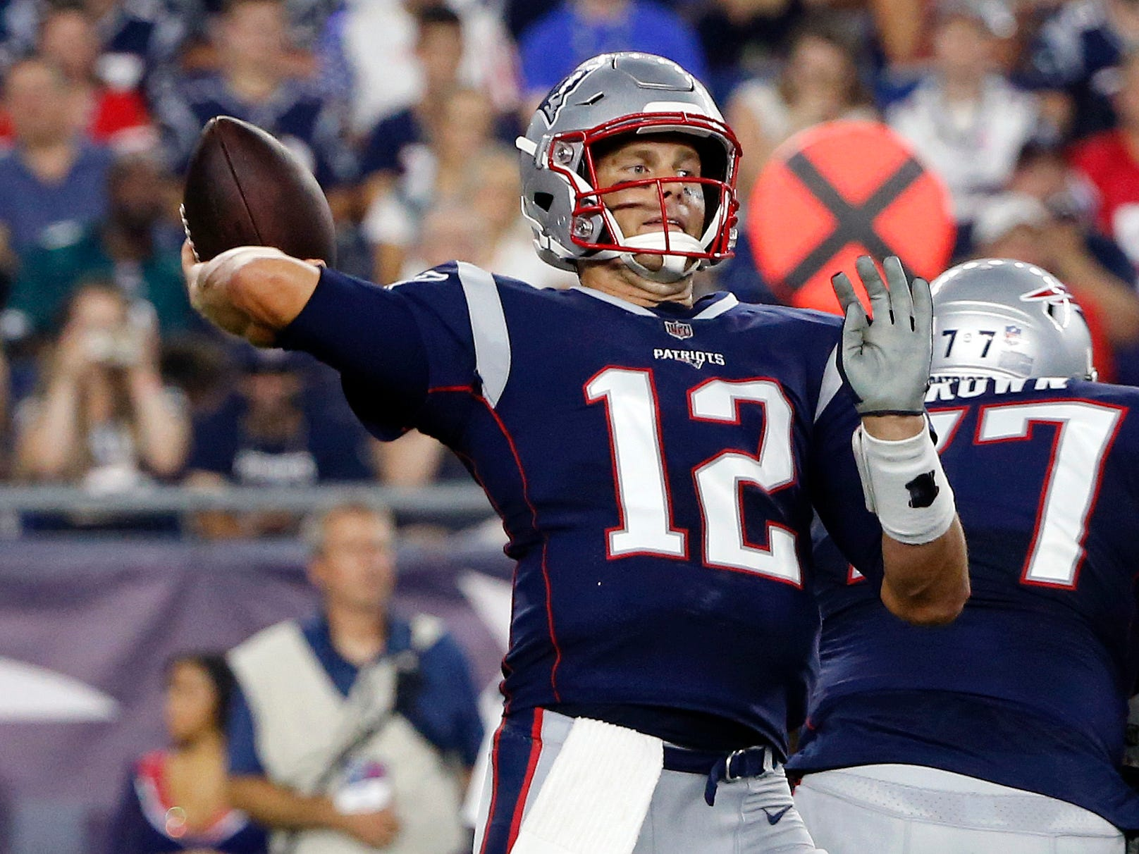 2. Minnesota Vikings at New England Patriots, Week 13, 4:25 p.m. Dec. 2, Fox: It's a possible Super Bowl preview. You have to like the Patriots' chances at home, but the Vikings defense and a good run game under Dalvin Cook should keep things close.