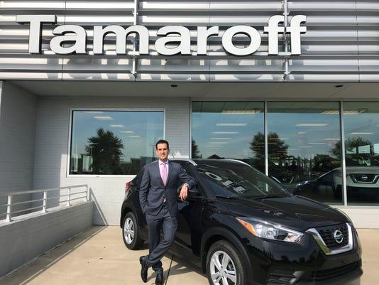 Eric From Tamaroff