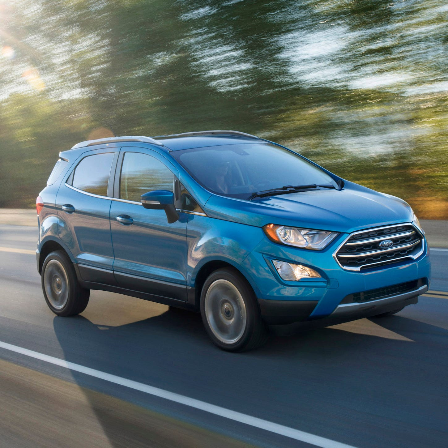 Don't tell anyone I like the Ford EcoSport