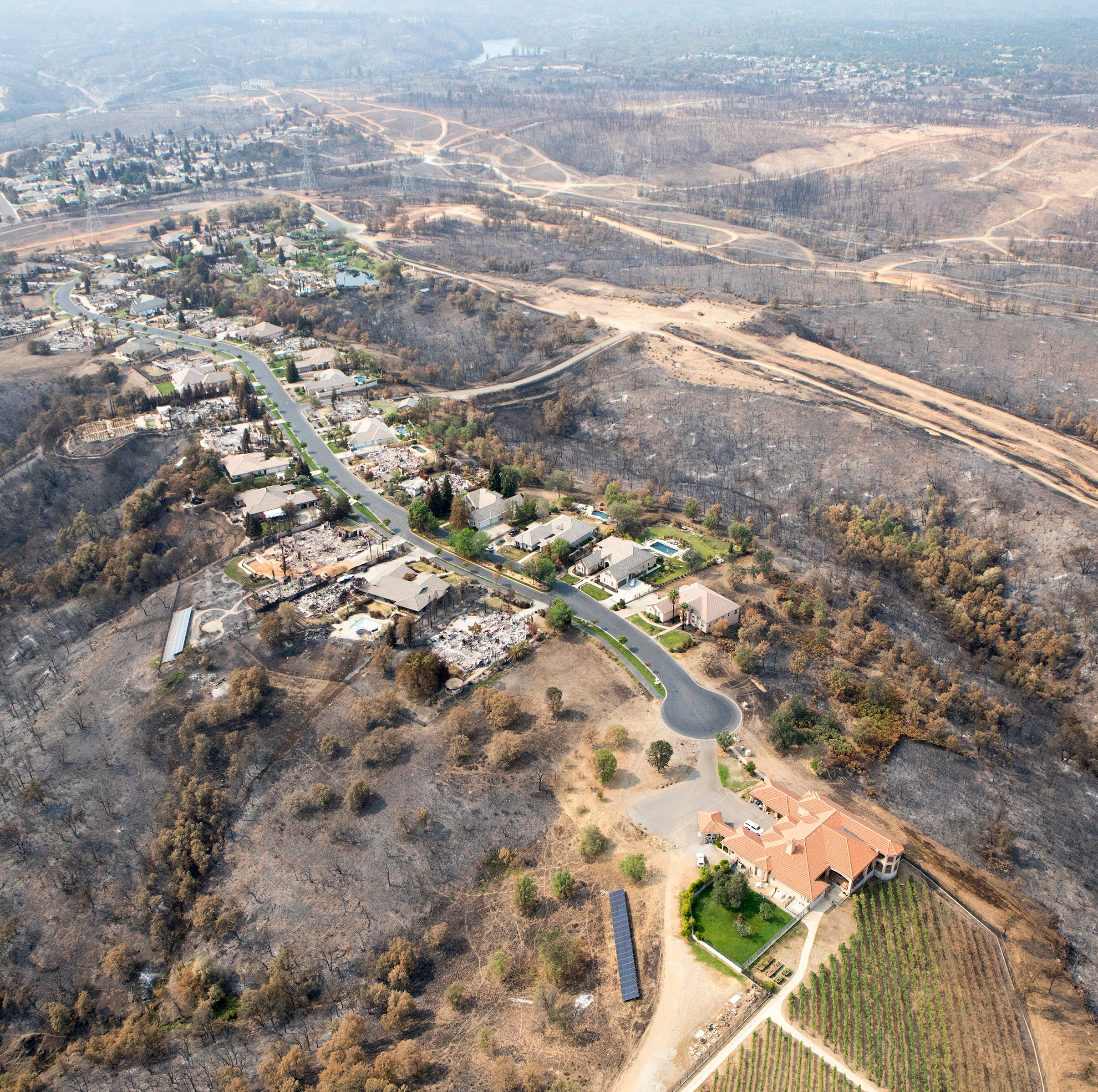 Homeowners who lost everything in the Carr Fire are preparing class action lawsuits
