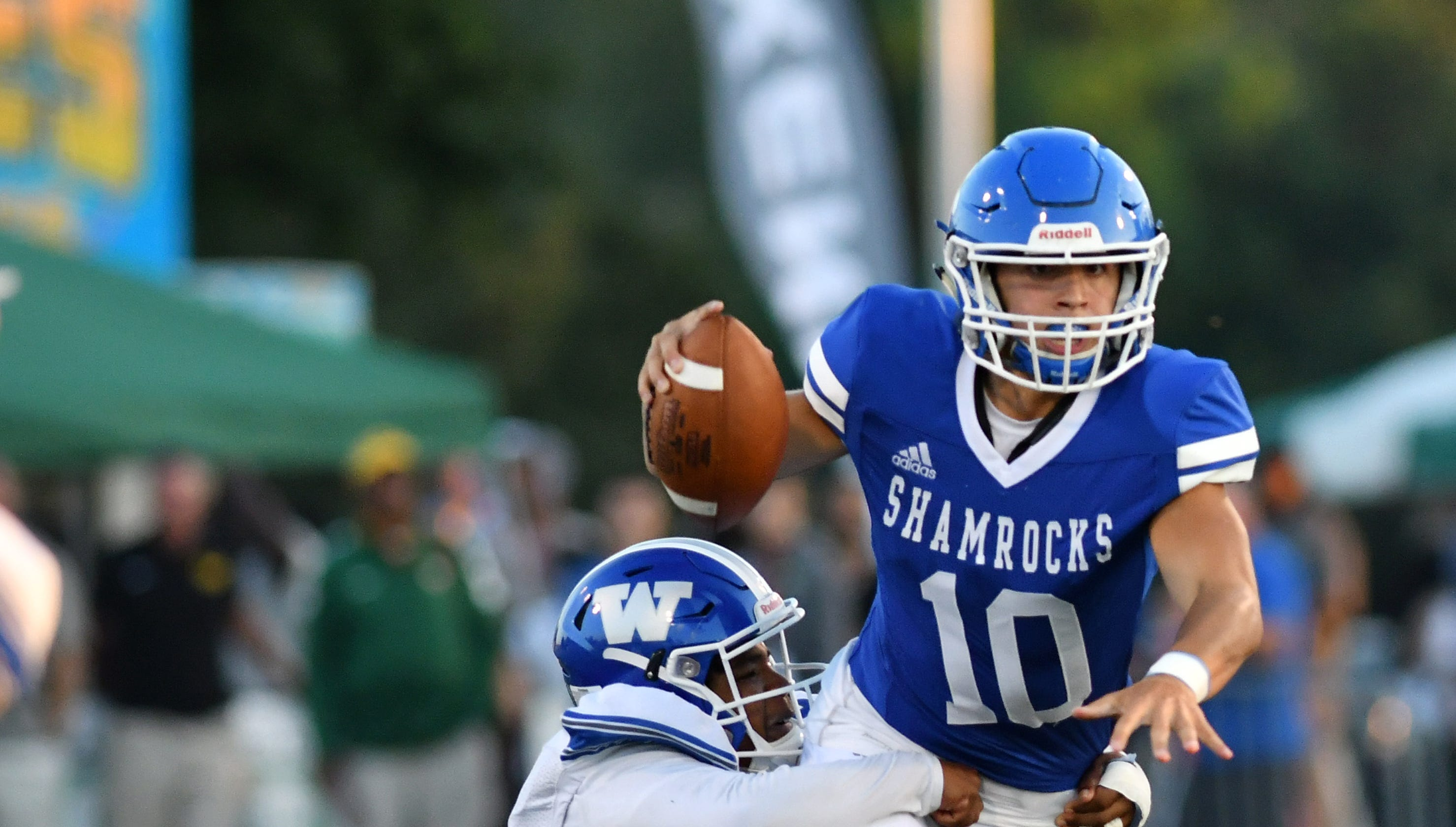 High School Football Scoreboard Week 1