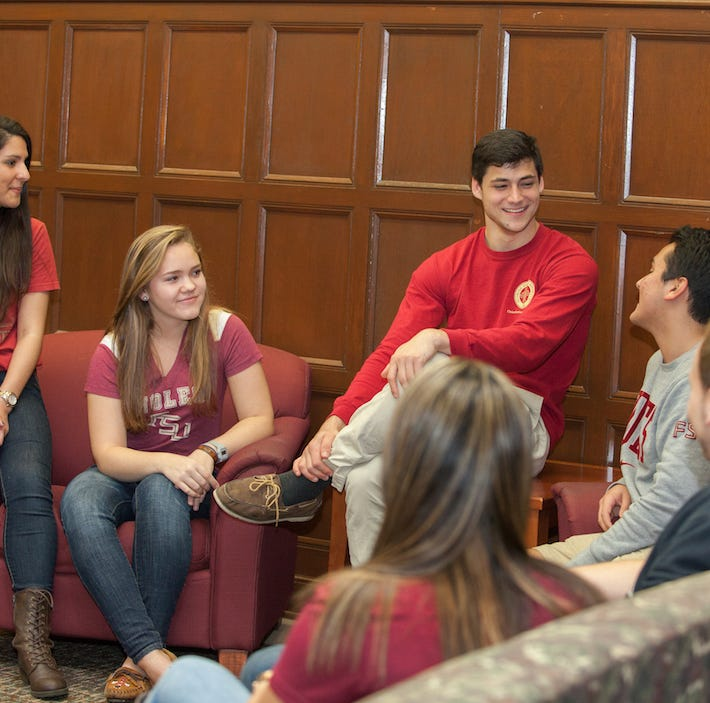 New FSU initiative connects students in and out of the classroom
